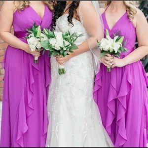 Vera Wang Dress (bought for bridesmaids) versatile